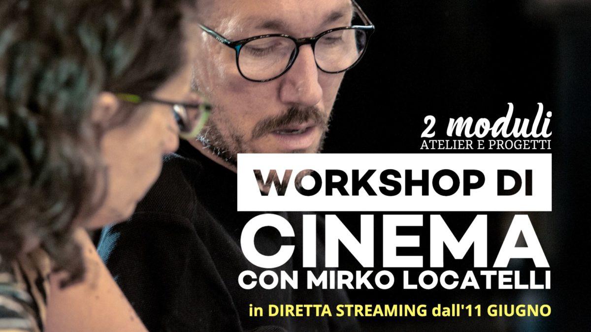 INT. CORSO DI CINEMA – SERA // iscrizioni aperte